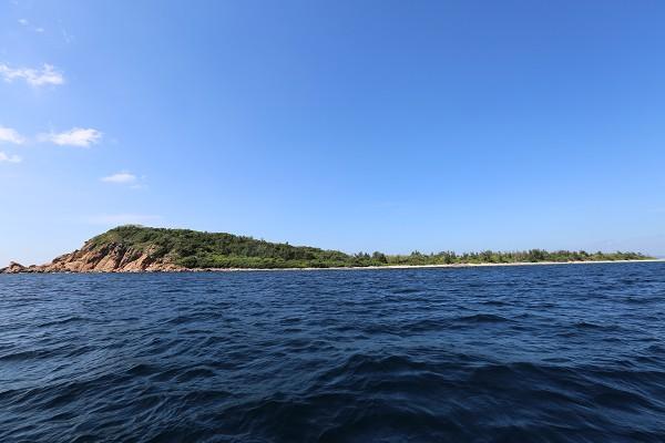 三亚港-东岛