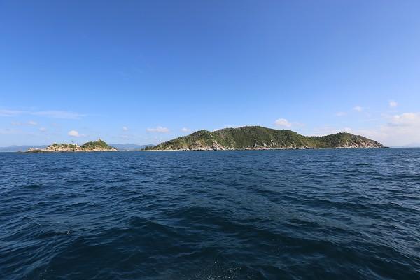 三亚港-西岛