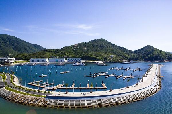深圳七星湾游艇会码头