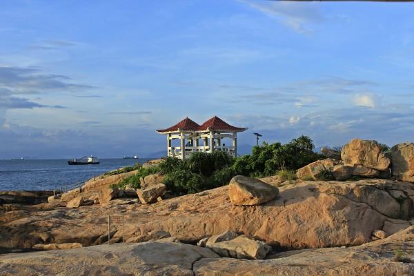 珠海湾仔旅游码头-外伶仃岛