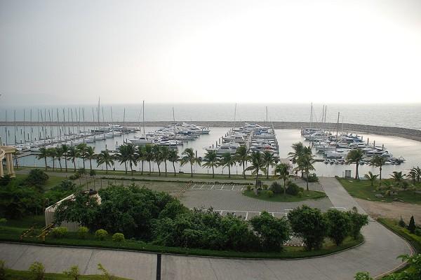 深圳浪骑游艇会