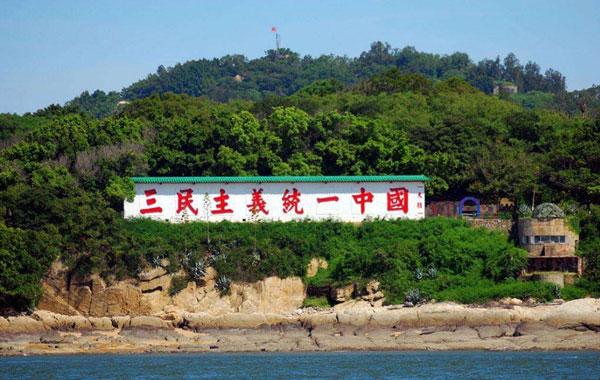 香山-大担岛