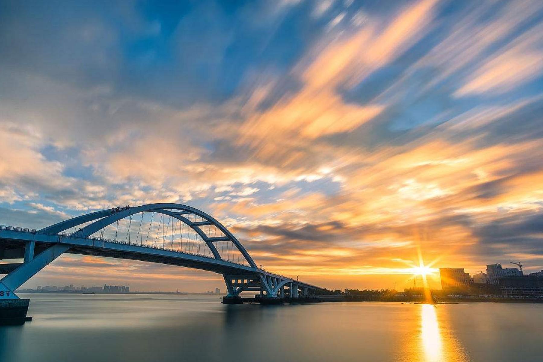 五缘湾游艇港-五缘湾大桥