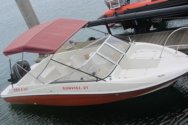 18尺观光艇