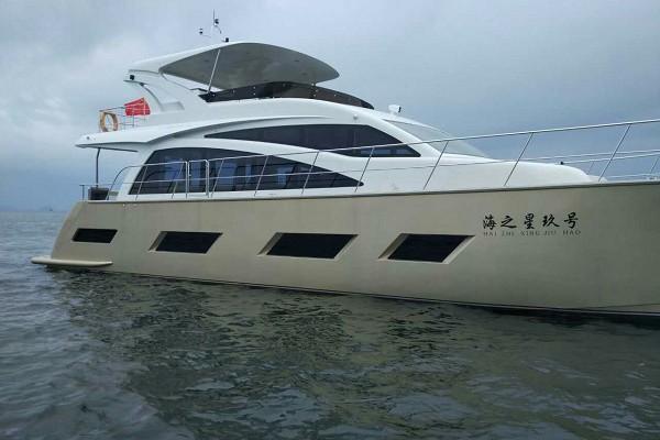 双体游艇53英尺⑧号