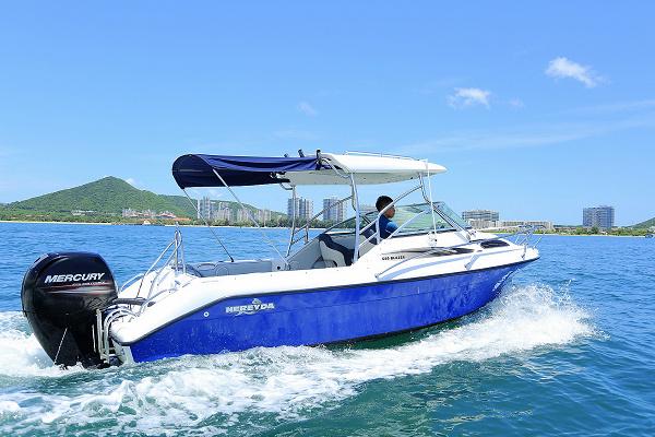 6.4米运动快艇