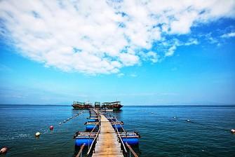 东部湾游艇码头——坪仕岛