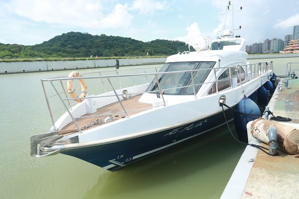 江龙50英尺钓鱼艇