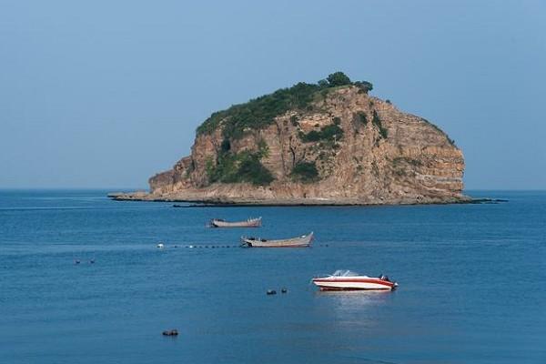 大连老虎滩游艇码头-棒棰岛