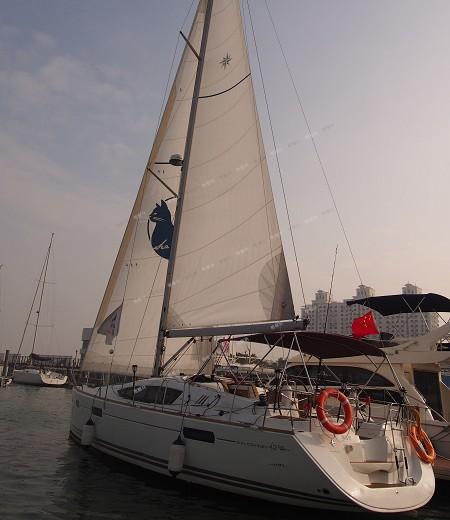 法国亚诺42DS单体帆