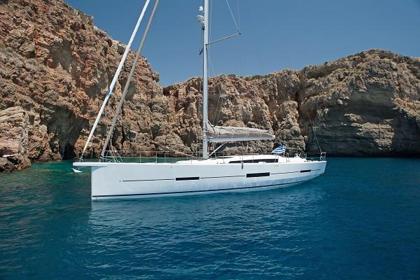 56尺单体帆船