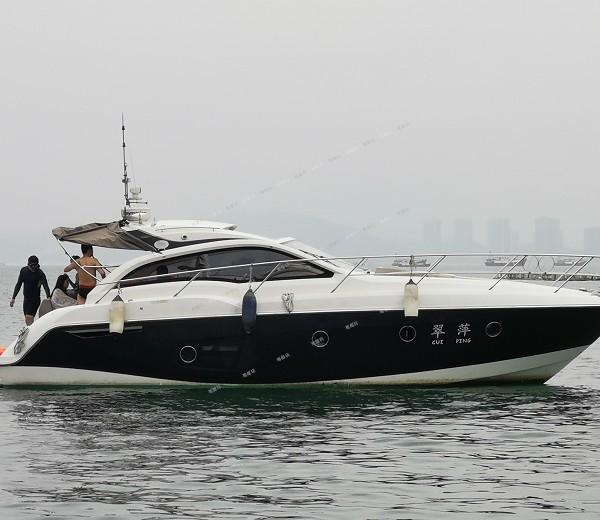 38尺运动型游艇