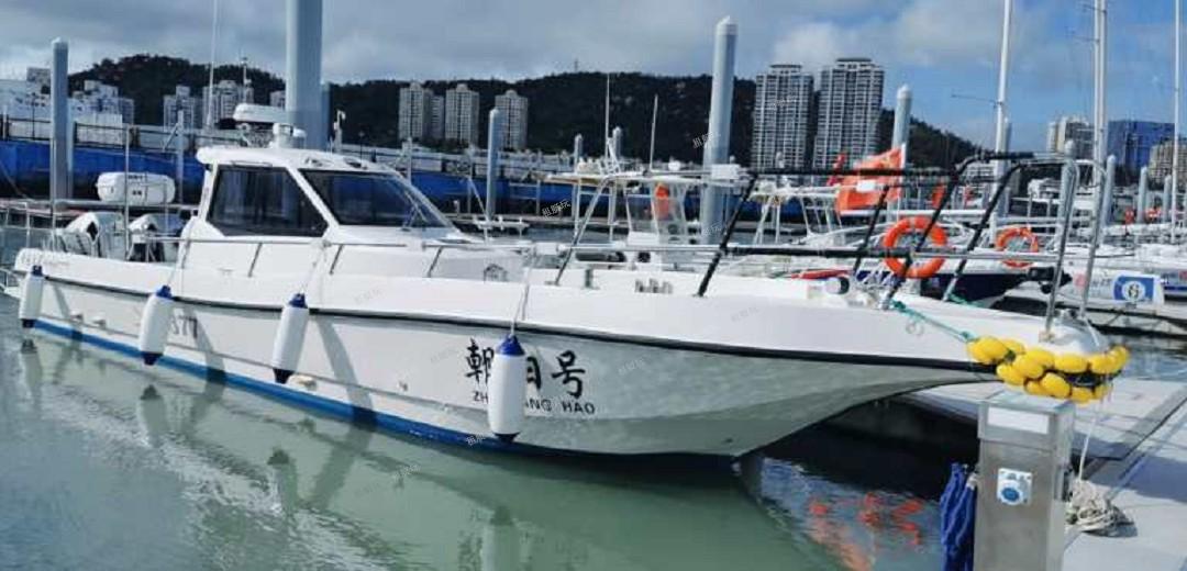 36尺海钓艇
