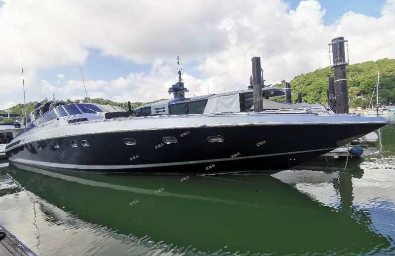 80尺运动型豪华游艇