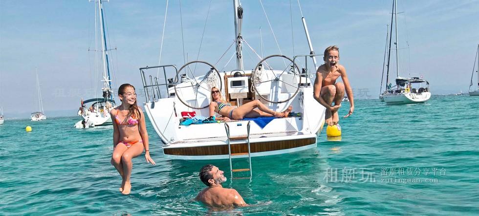 浓情系列——游艇、帆船亲子游