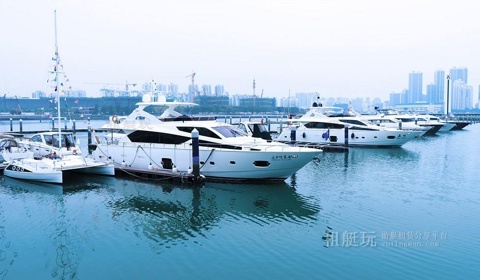 深圳游艇租赁 深圳帆船租赁