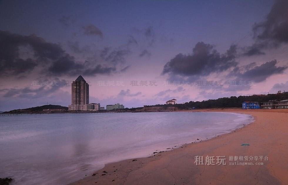 青岛帆船 游艇租赁 奥帆中心-小青岛-栈桥