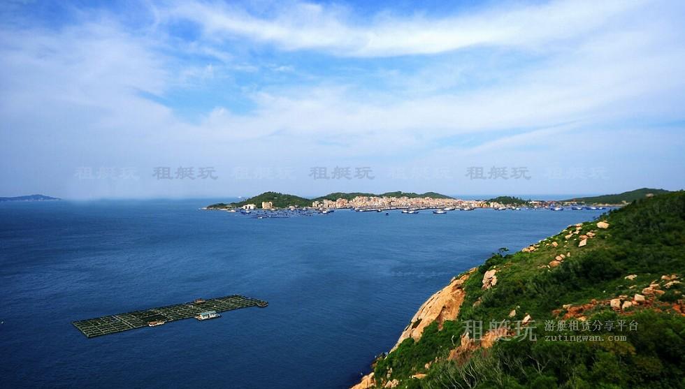 五缘湾—大担岛—浯屿岛—五缘湾