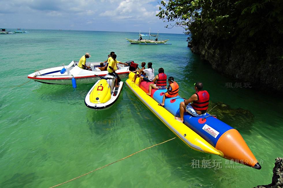 普吉岛游艇租赁 甲米岛 虹岛