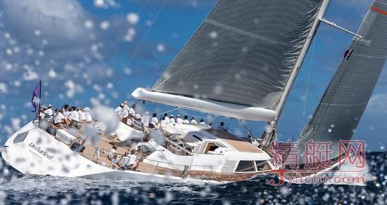 2016世界超级游艇大奖 | 年度最佳帆船Unfurled 荷兰Royal Huisman(皇家豪斯曼)