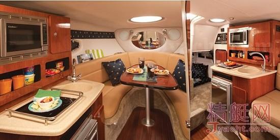 美国 Crownline(科罗娜)Cruiser 264CR