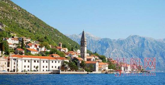 游艇目的地推荐――黑山共和国,地中海明珠