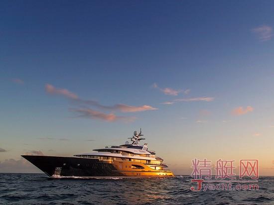 对游艇的爱,在日落黄昏后 Ⅱsolandge-yacht1.jpg